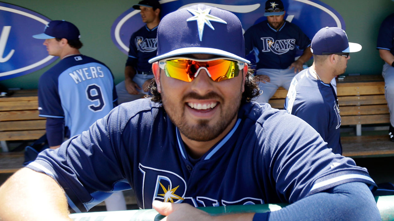 Rays promote Solis for depth behind the plate
