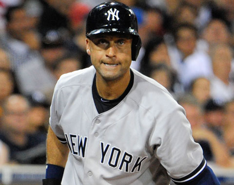 Yankees colocan a Jeter en lista de lesionados