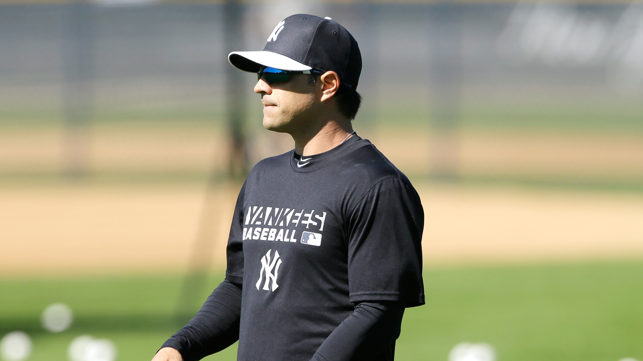 For Roberts, health key in next chapter with Yanks
