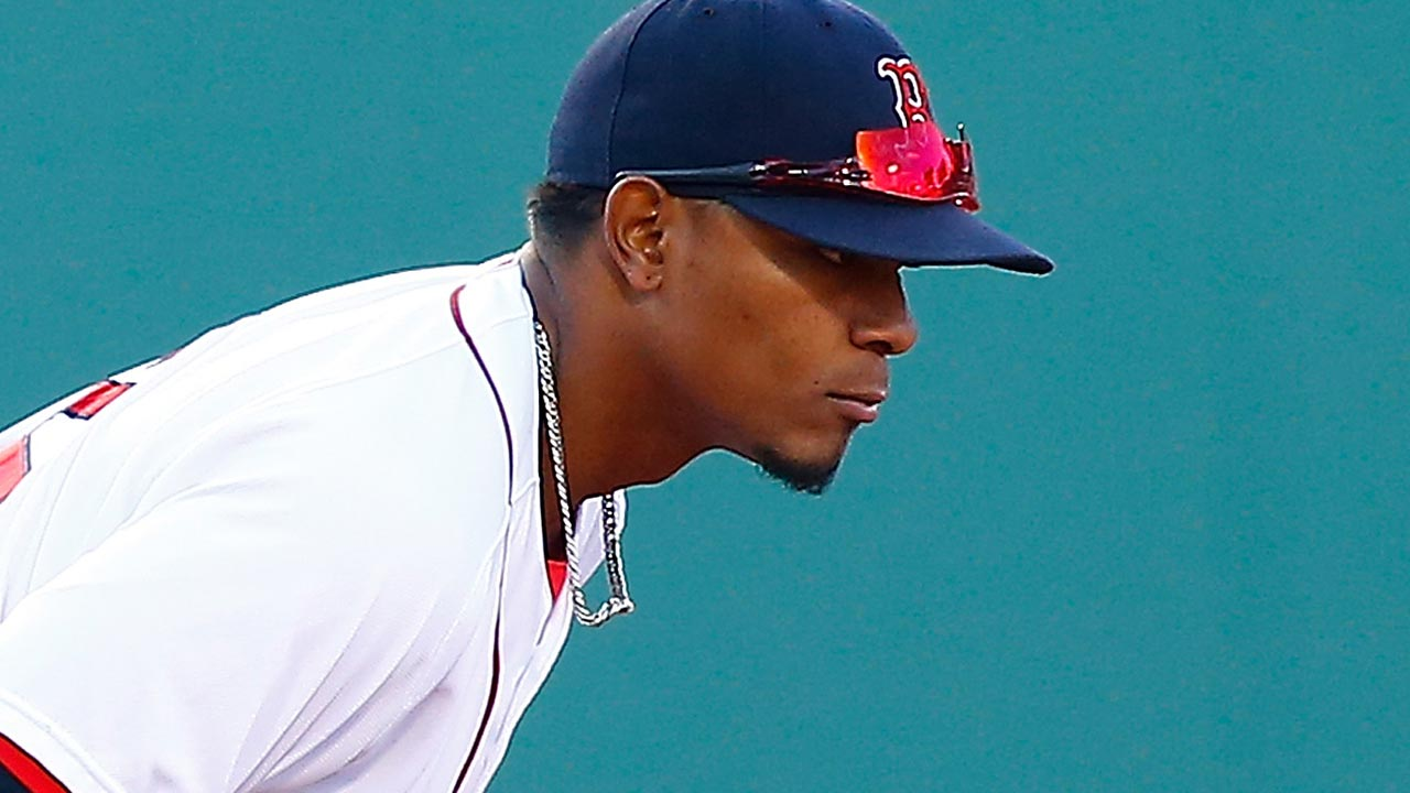Bogaerts off Twitter after accidental tweet