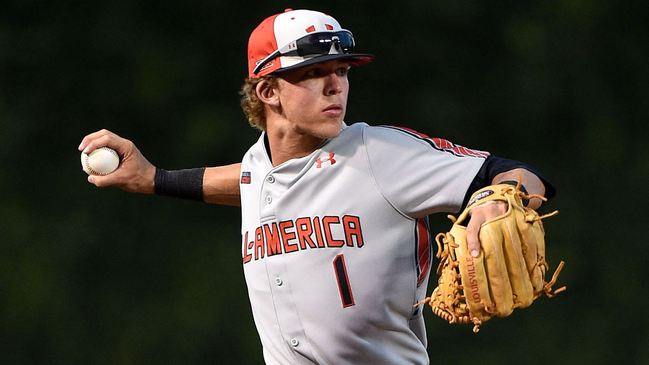 Pitchers shine at Wrigley Field Under Armour Game