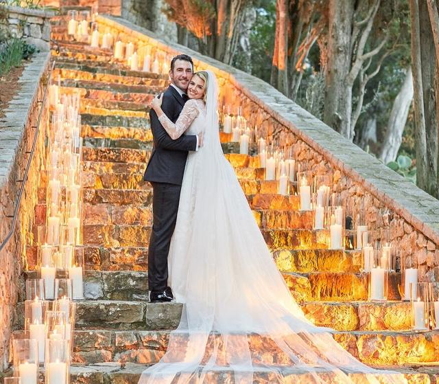 Kate Upton shares photos from her November 4 wedding to Justin Verlander