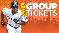 2013 Group Tickets