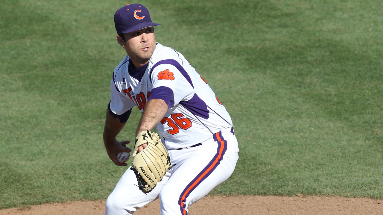 After stellar year, Clemson closer picked by Dodgers