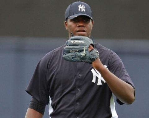 Yankees hacen cambios en rehabilitación de Pineda