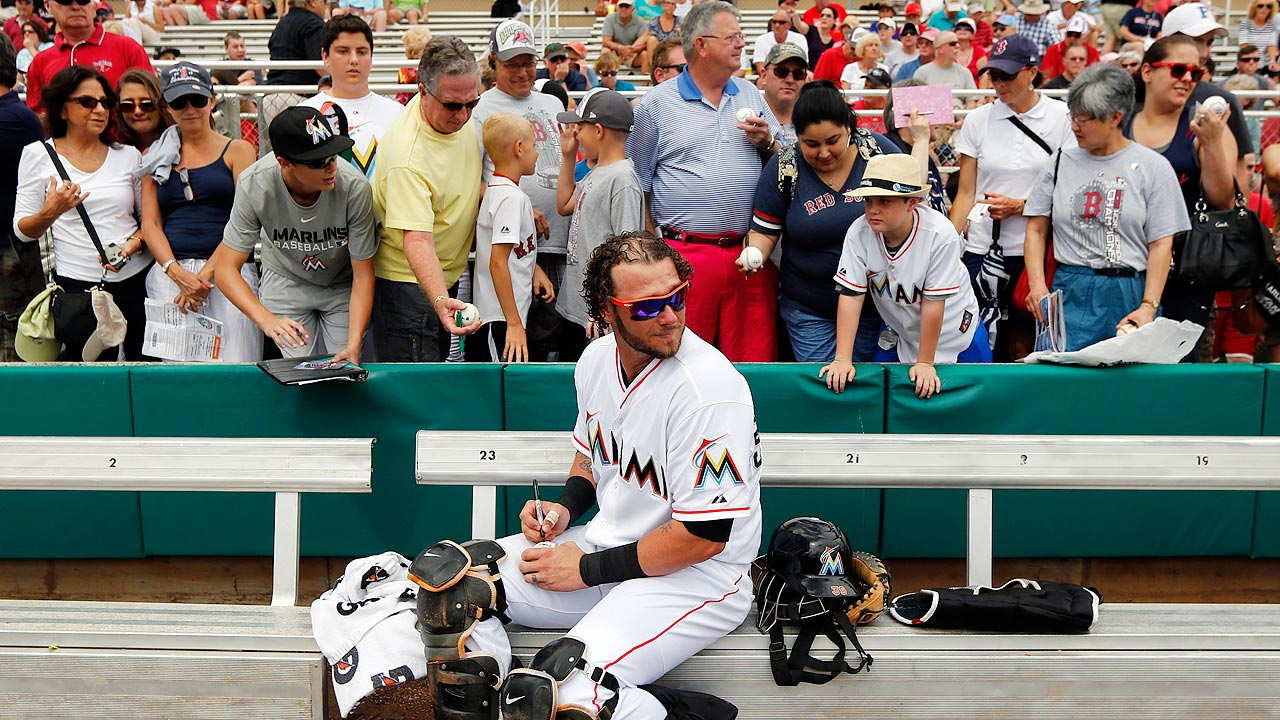 Red Sox reunion helps provide closure for Salty