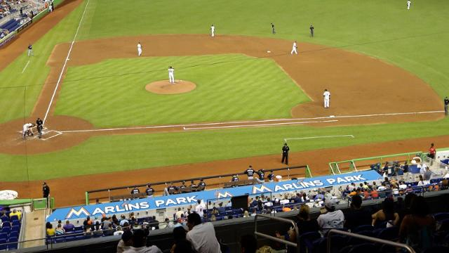 Marlins Park set for makeover of new grass