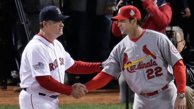 Farrell, Matheny fill All-Star coaching staffs