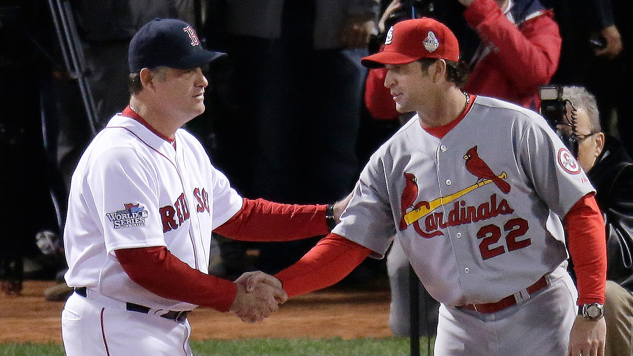 Matheny, Farrell pick coaches for All-Star Game