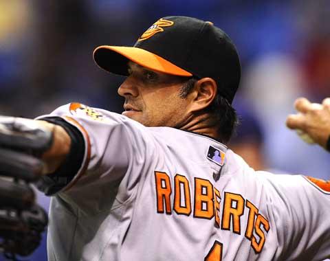 Roberts dio un paso importante en su rehabilitación