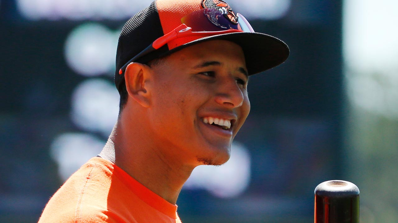 Machado plays first extended spring game