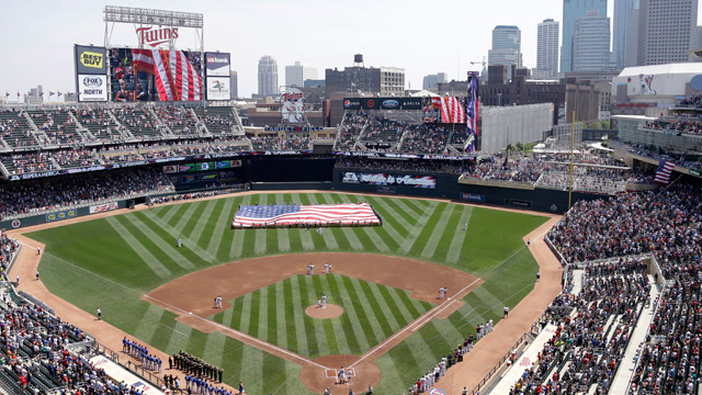 Twins to unveil 2014 All-Star Game logo Tuesday