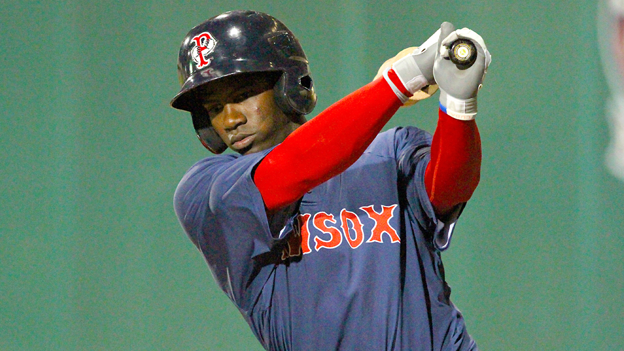 At Triple-A, Castillo could join Red Sox by weekend