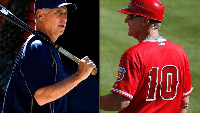 Bud Black returned to the Angels as a special assistant to the GM, while Ron Roenicke will coach third.