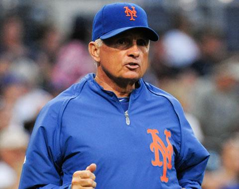 Terry Collins firma extensión de dos años con Mets