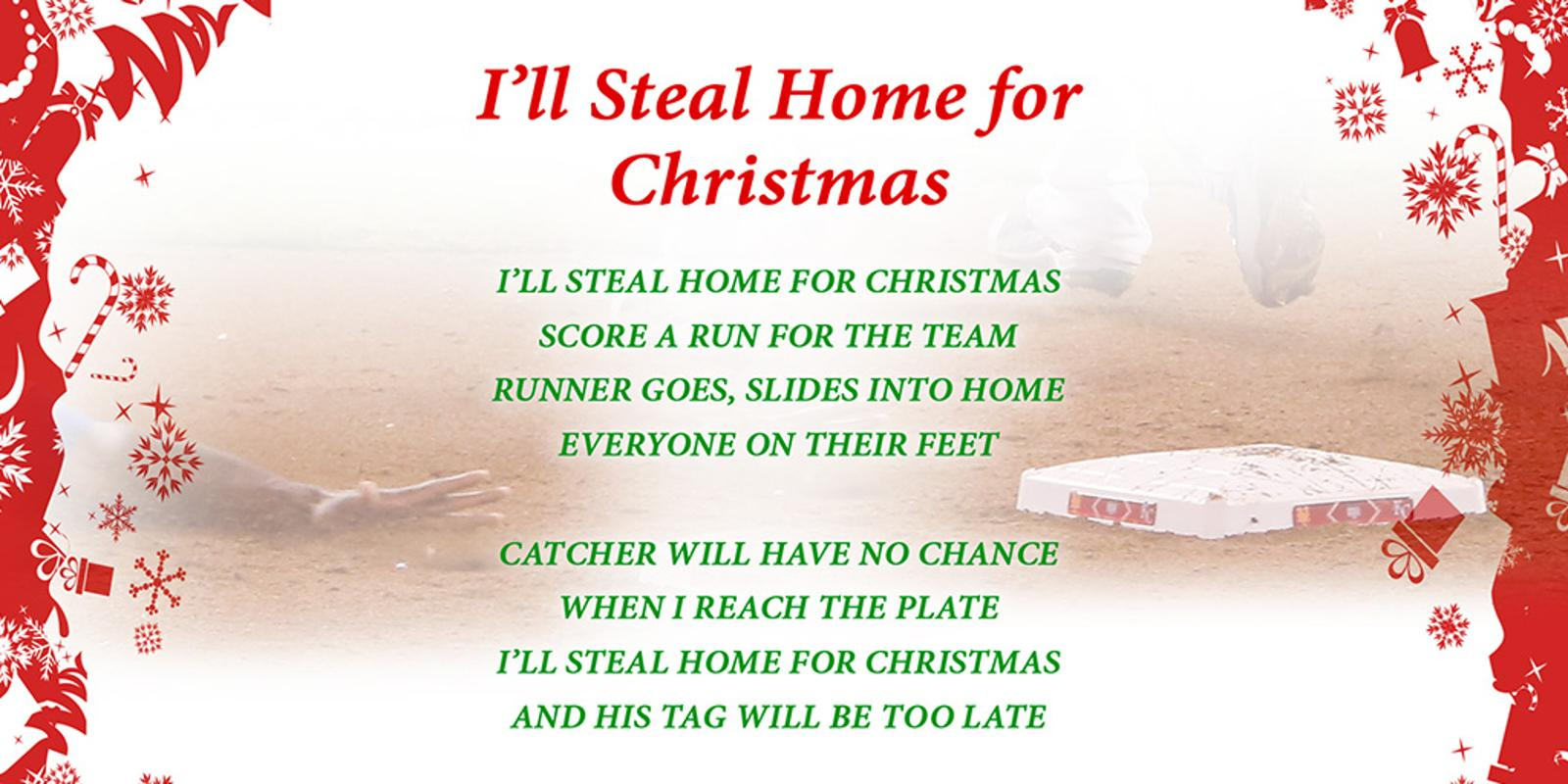 It's time to spread holiday cheer door-to-door with these baseball ...