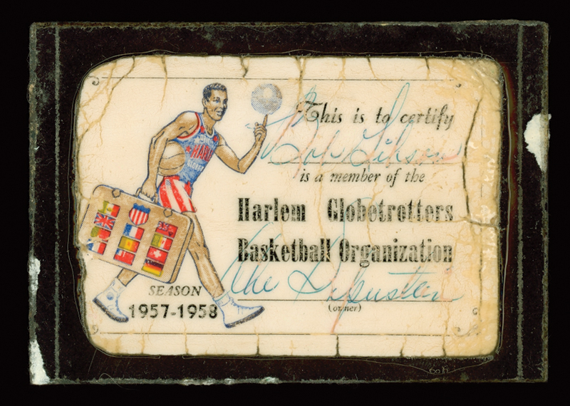 Gibson, Globetrotters
