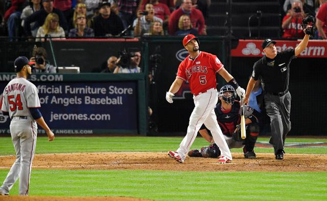 Albert Pujols hits 600th career homer; 9th to join club