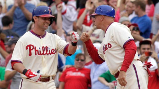 Joyner to return to Phillies coaching staff in '14