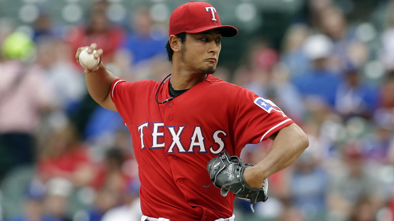 Darvish comes within one out of no-hitter