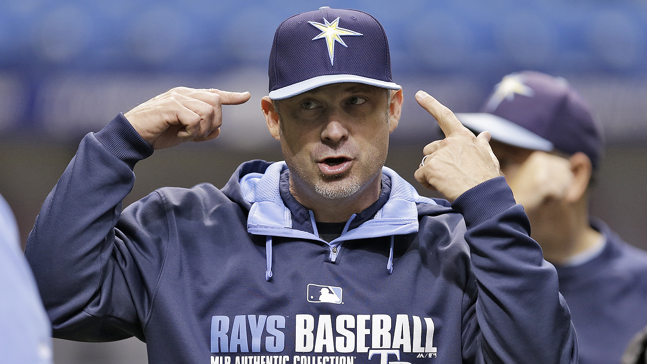 Rays aiming to break out of offensive slump
