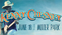 Kenny Chesney Spread the Love Tour at Miller Park