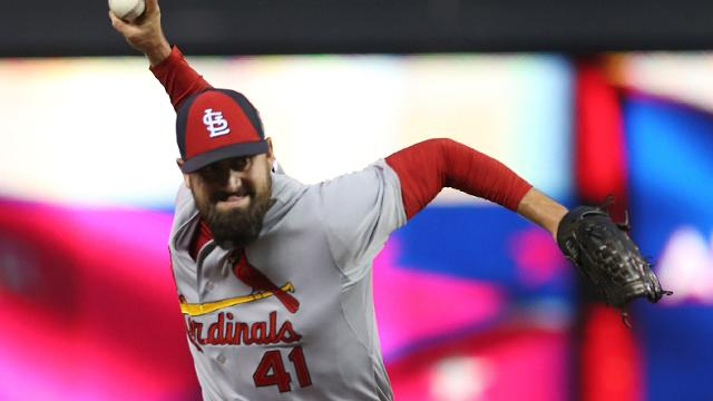 Wainwright, Neshek struggle in All-Star Game