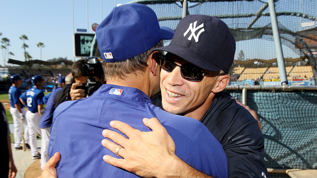 Girardi reflects on trio of Hall of Fame managers