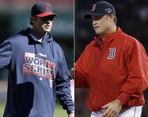 Claves para Boston y San Luis en la Serie Mundial