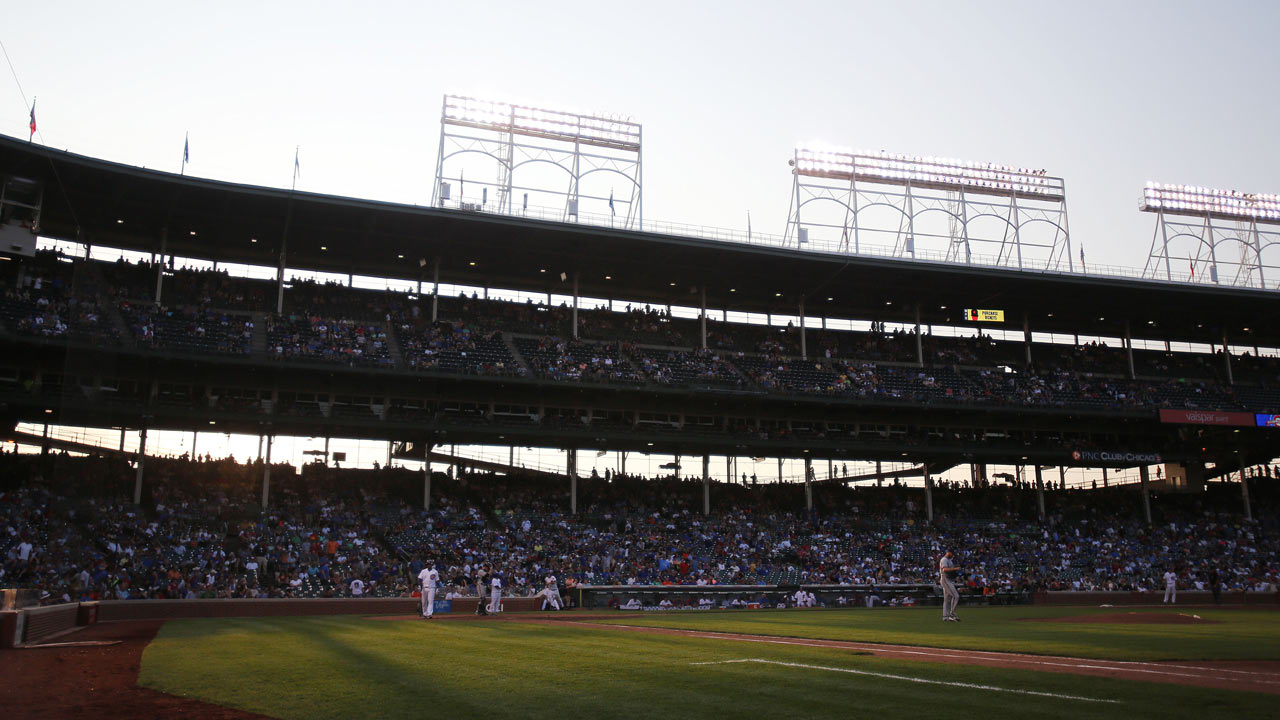 Report: Ricketts considering selling minority shares