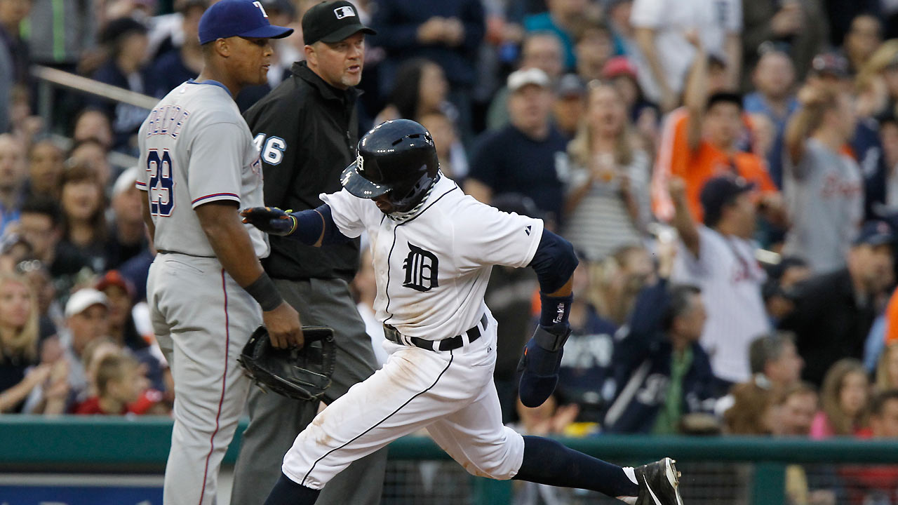 Basestealing helping Tigers distract opposing pitchers