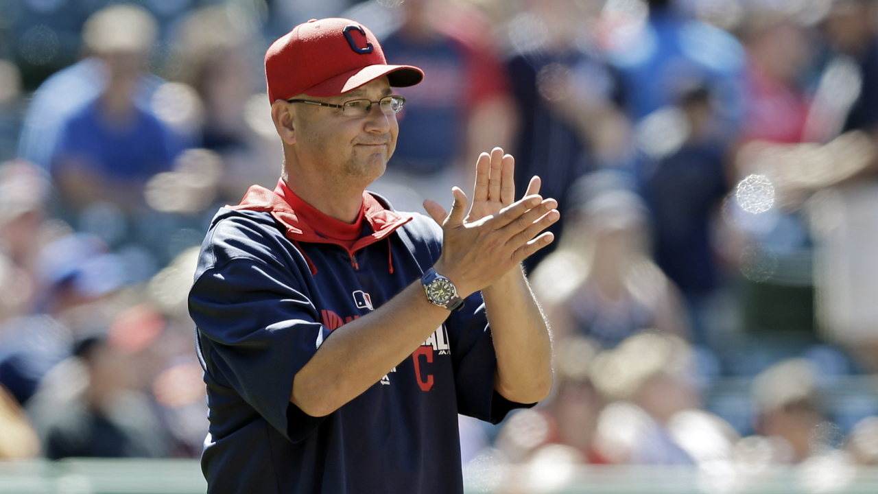 Francona focused on days ahead, not past
