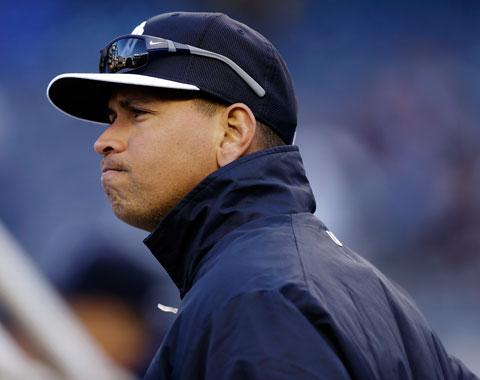 Incierto el futuro de Alex Rodríguez con Yankees