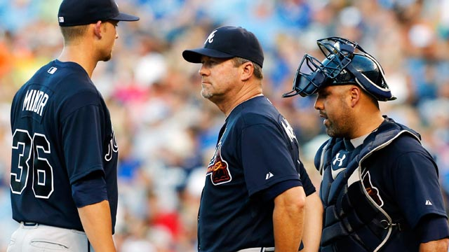 McDowell all Braves could ask for in pitching coach