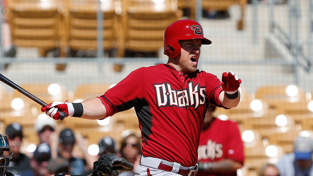 Didi, Pennington lead D-backs' offensive charge