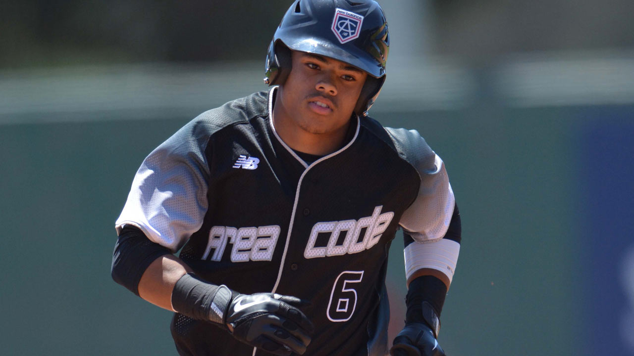 Plummer making name for himself at Area Code Games