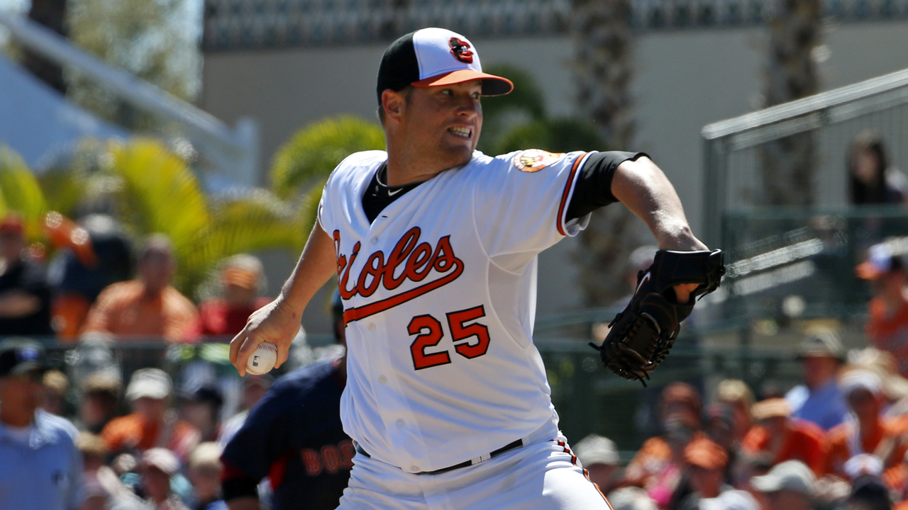 Norris, Gausman get work in against split Yanks