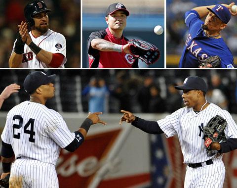 Agencia libre lista para arrancar en Grandes Ligas
