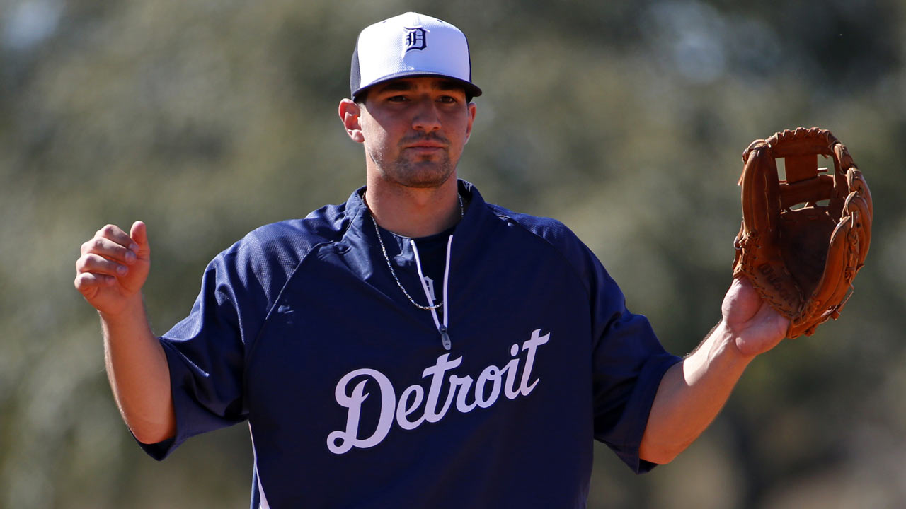 Ausmus willing to be patient with Castellanos