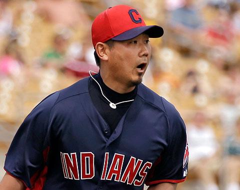 Matsuzaka es dejado en libertad por los Indios