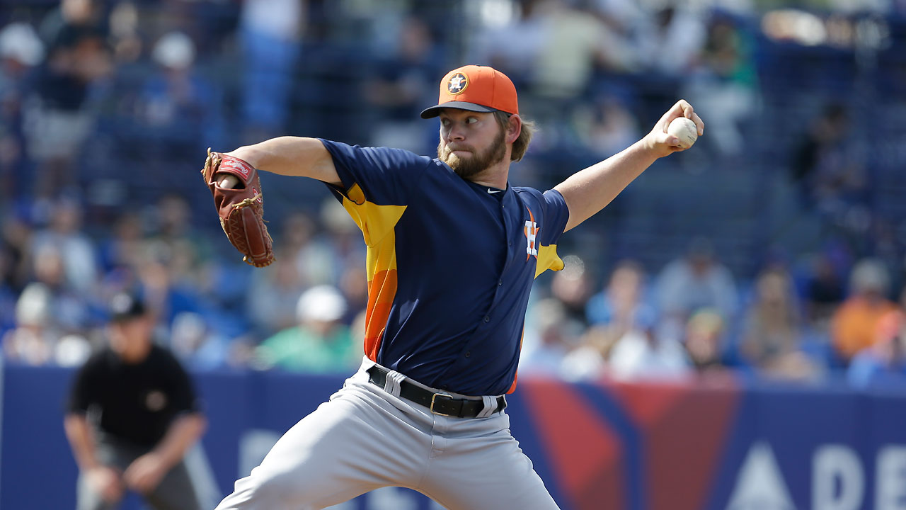 Astros' Owens offers 'no excuses' for brief start