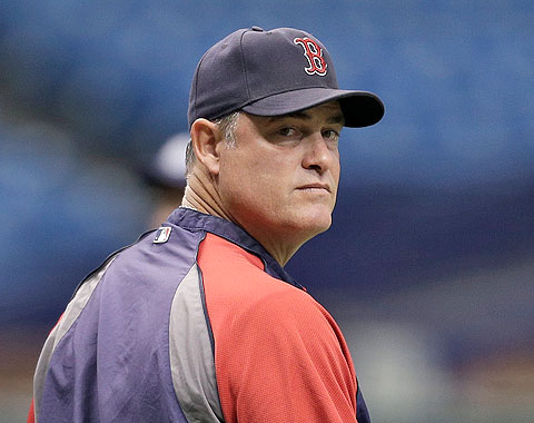 Boston pondera sus metas para los últimos juegos
