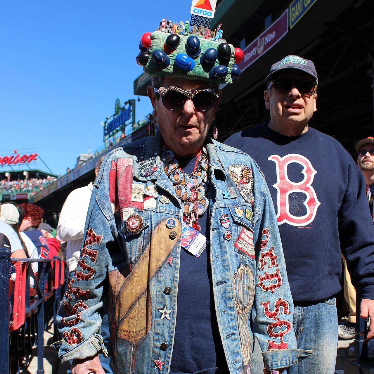 Boston fan