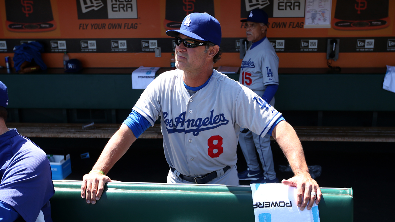 Mattingly meets with Dodgers to regroup