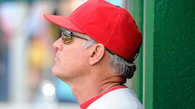 Next step for Amaro, Sandberg is coaching staff