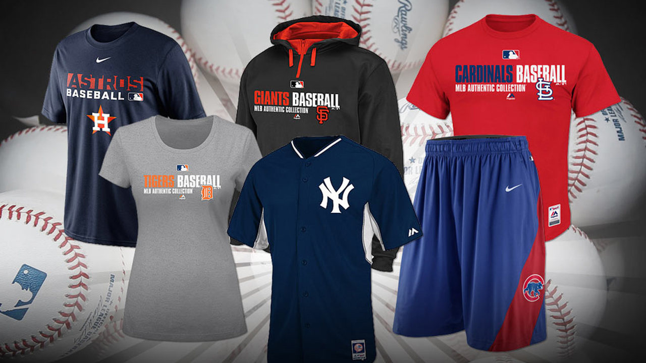 MLB.com Shop has all the styles for Opening Day