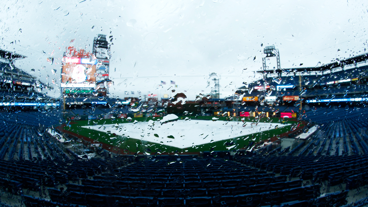 Braves-Phils washed out by rain
