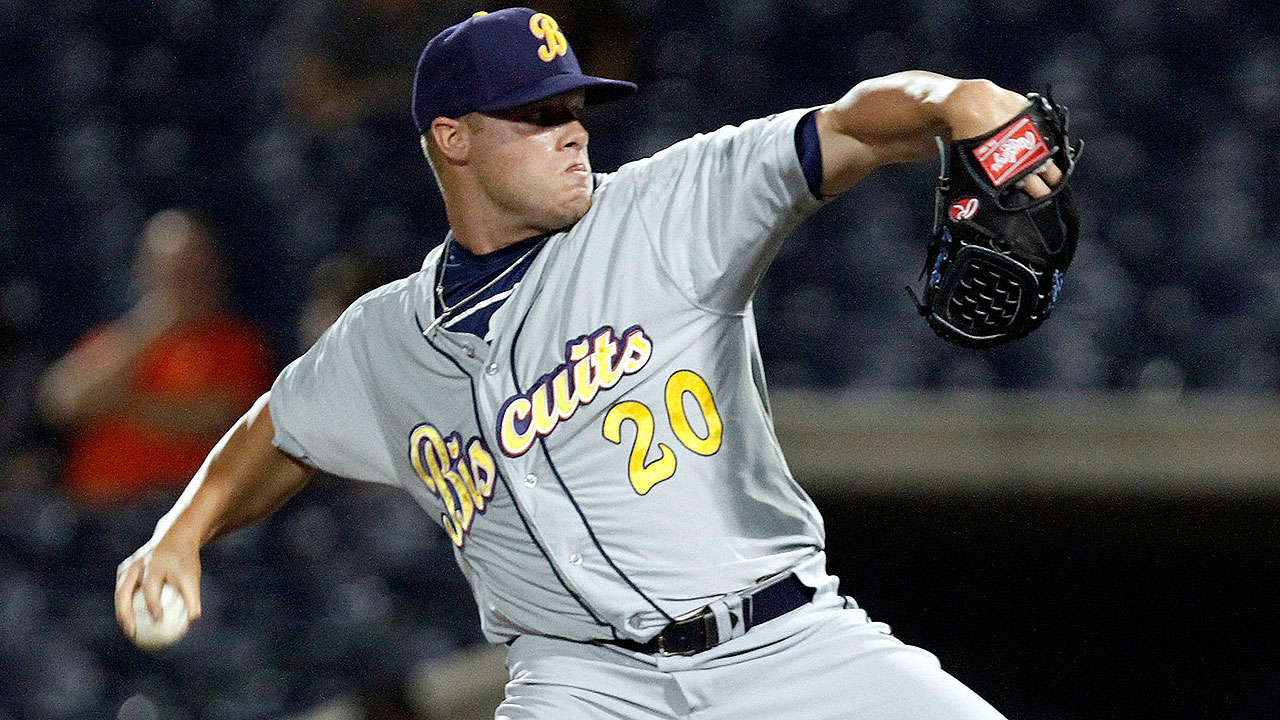 Marlins land Minor League reliever from Rays