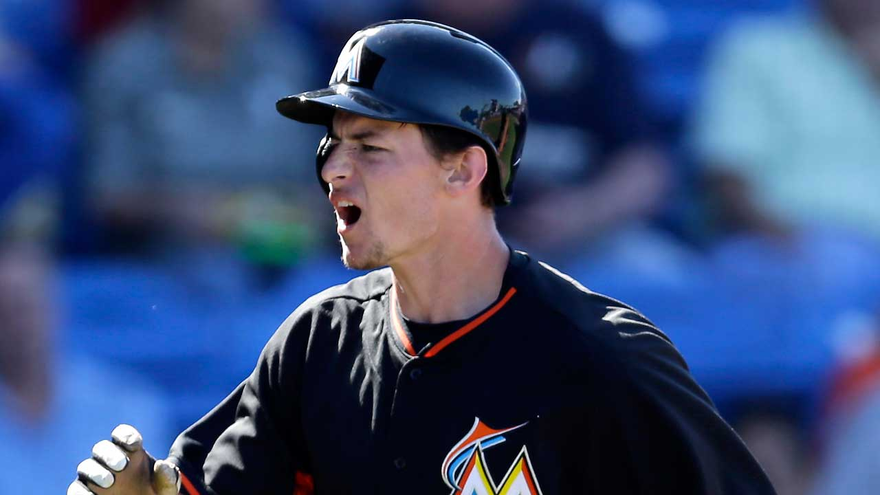 Marlins' Brantly has family ties to Panama