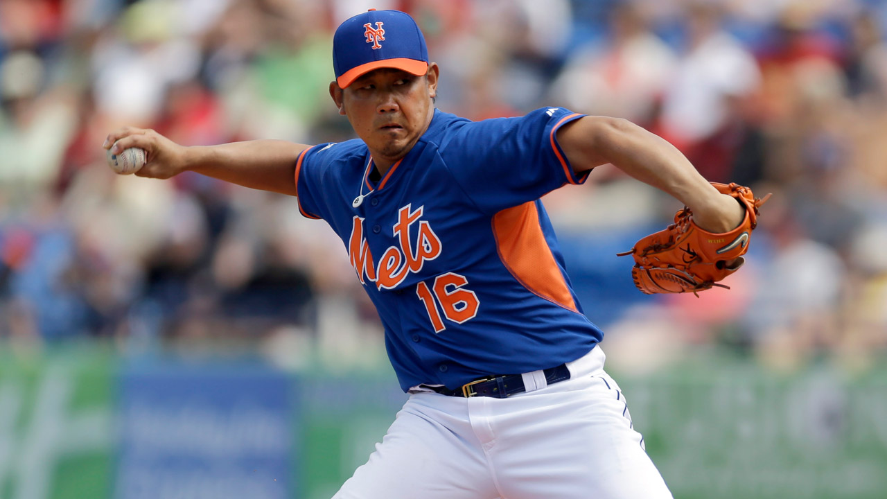 Starters impress before late rally lifts Mets